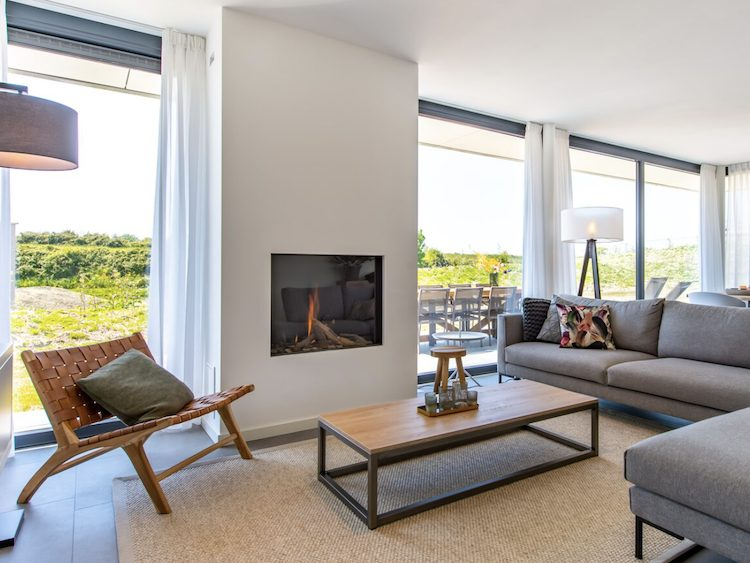 Zandvillas luxe vakantiehuizen