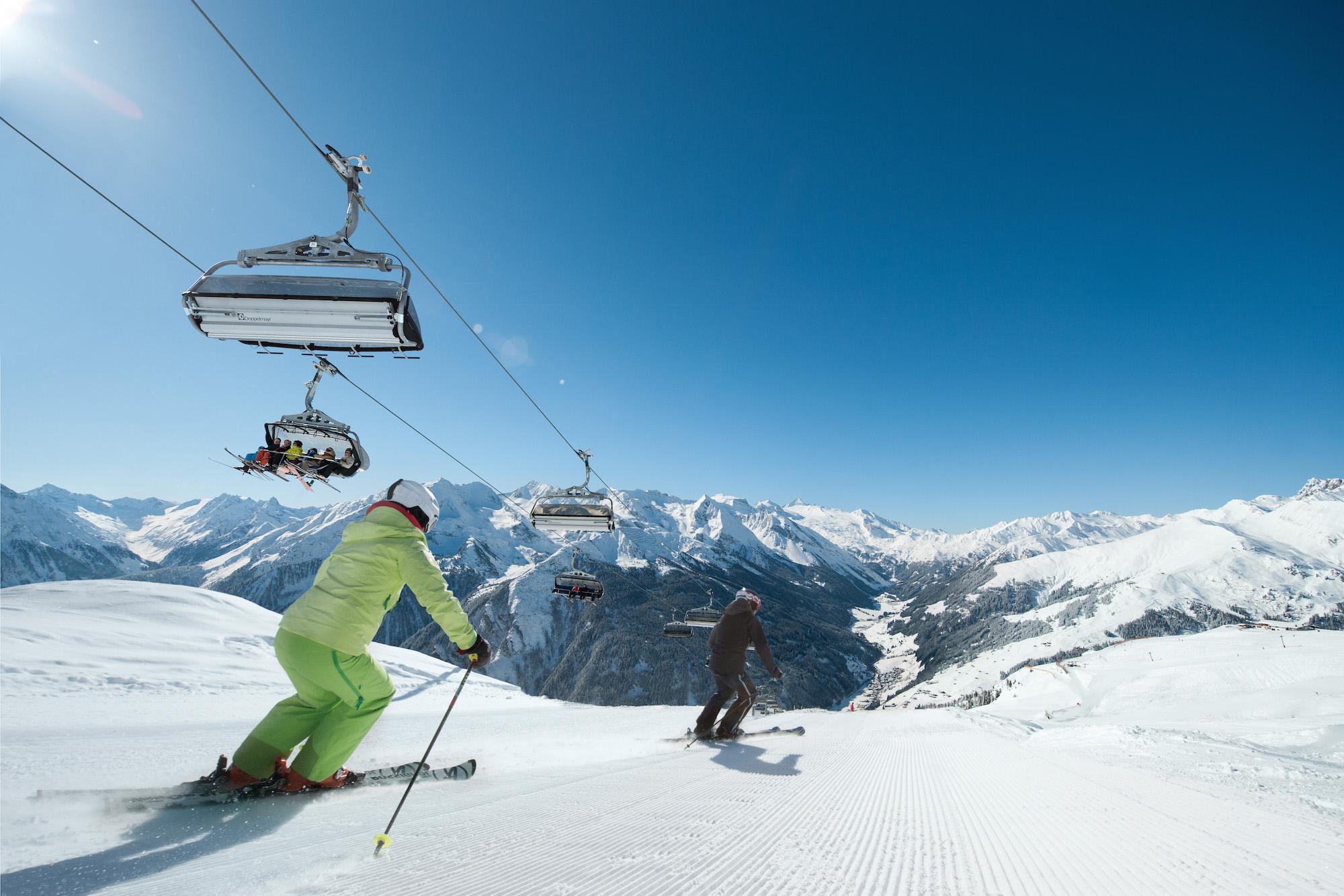 Zillertal Tourismus skiën in Oostenrijk