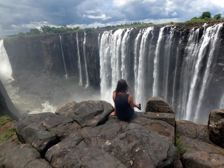zimbabwe victoria watervallen falls