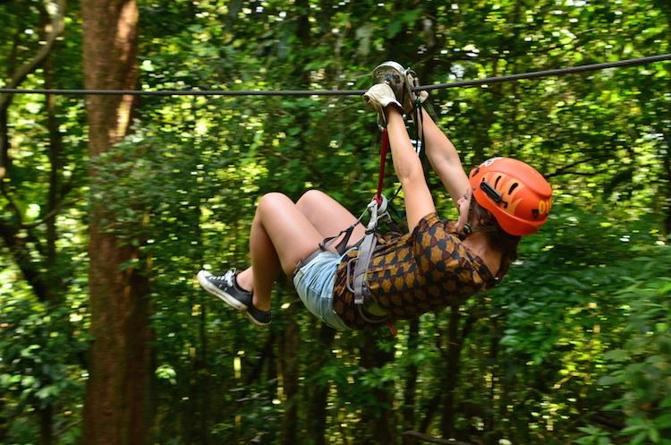 Zip Lining Costa Rica Sky Adventures Arenal