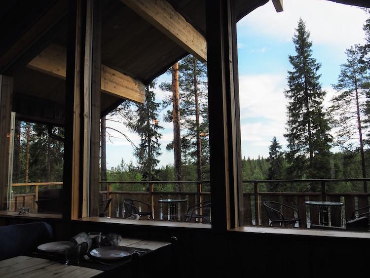 Zomer vakantie in Lapland zweden