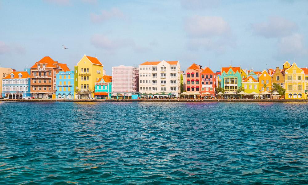 Zonvakantie april Curacao