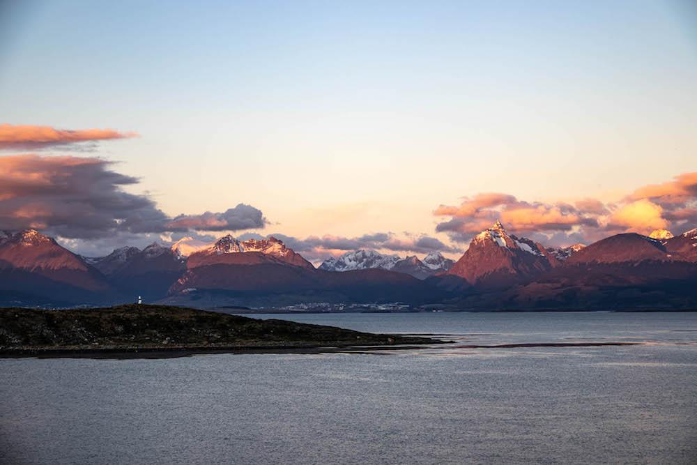 Zuid Patagonie cruise berglandschap