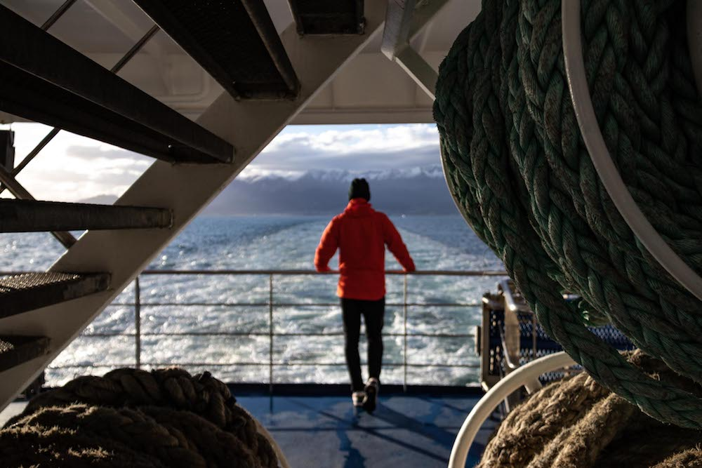 Zuid-Patagonie cruise vertrek Ushuaia