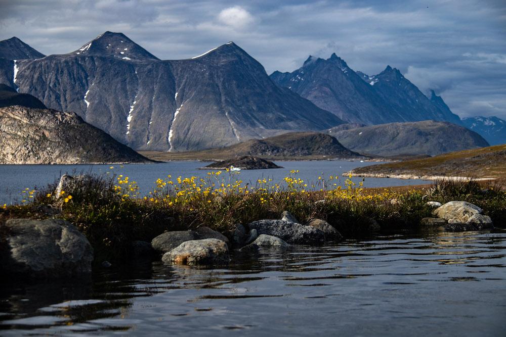 Zuid groenland uunartoq