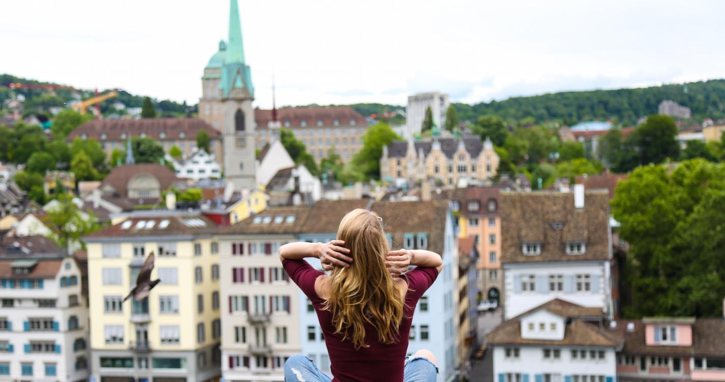 Zurich-stedentrip