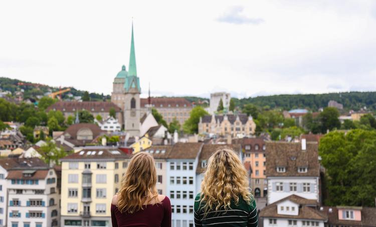Zurich-viewpoint stedentrip
