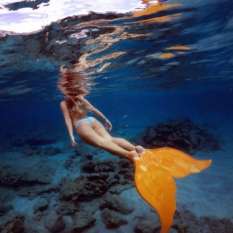 Zwembad speelgoed zeemeermin vinnen