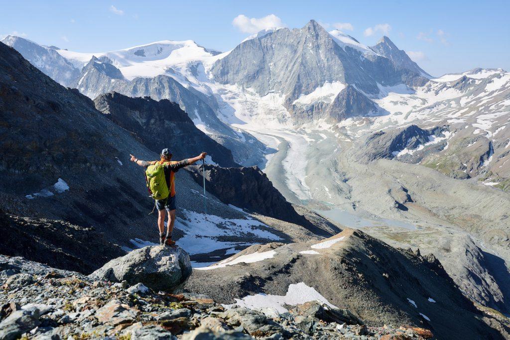 Zwitserse alpen wandelen