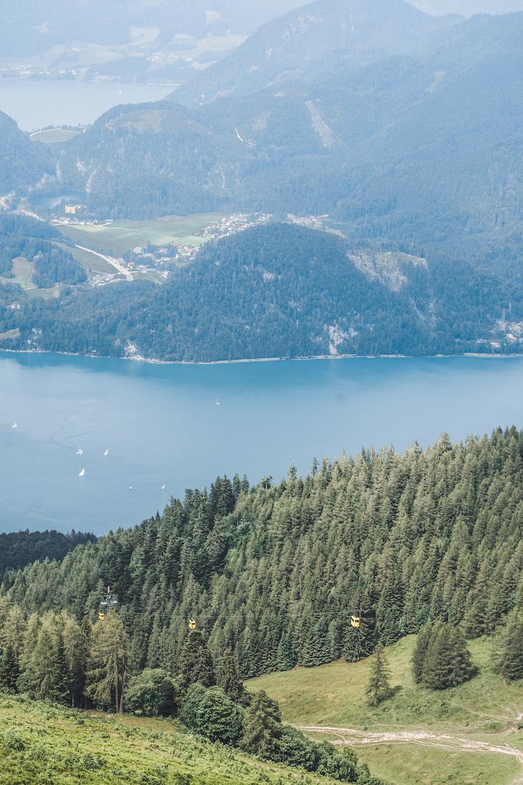 Zwolferhorn salzburg zomer