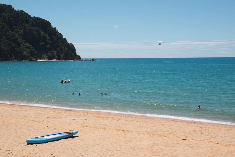 abel tasman top 10 nieuw zeeland zuidereiland