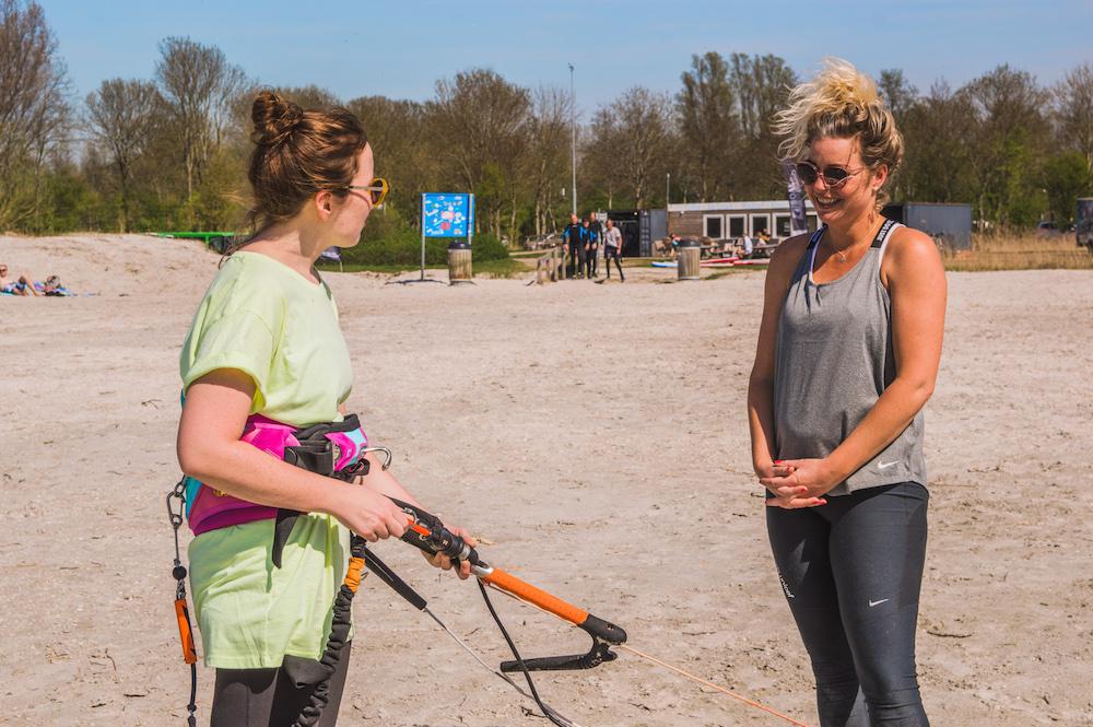 activiteiten friesland Kitesurfen