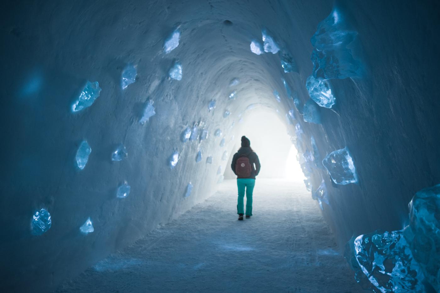 activiteiten lapland ijshotel
