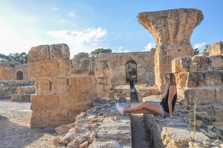 activiteiten tunesie Carthago