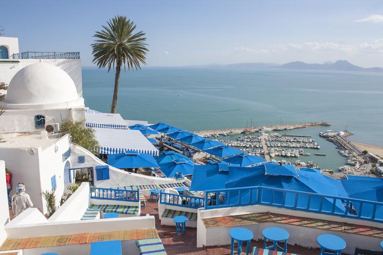 activiteiten tunesie Sidi Bou Said