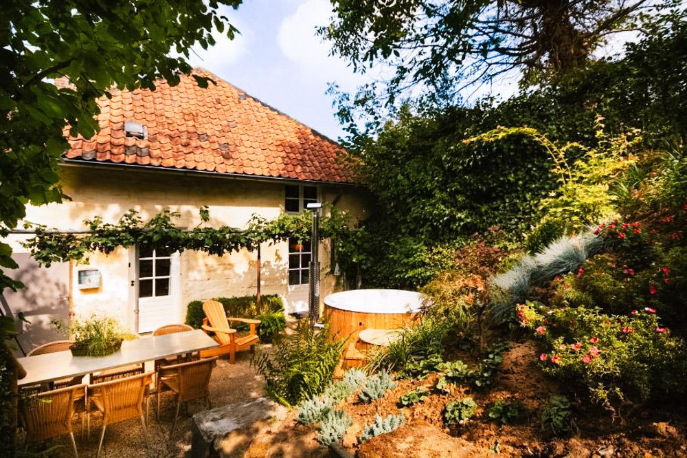 afgelegen huisje nederland Zuid-Limburg