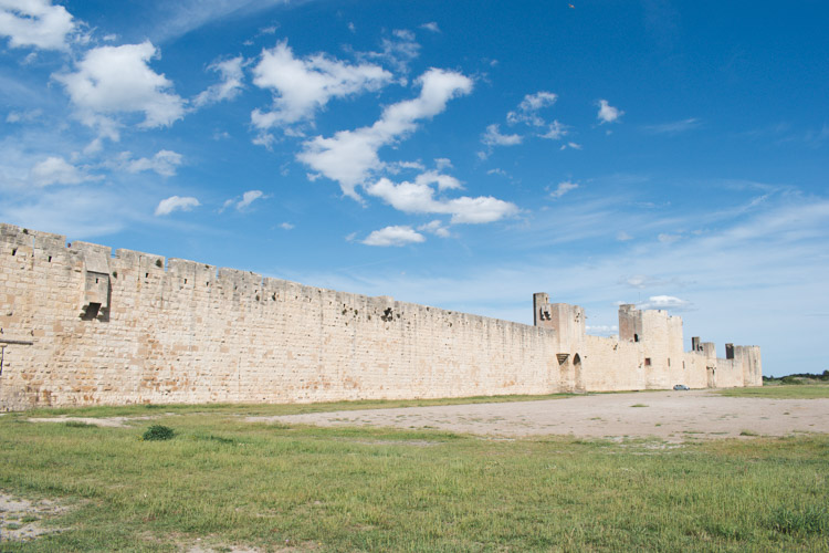 aigues mortes stadsmuur Tours et Remparts-2