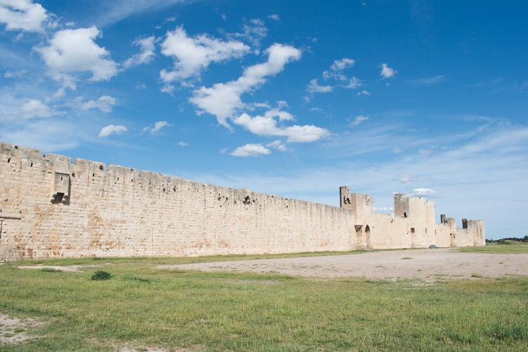 aigues mortes stadsmuur Tours et Remparts-2