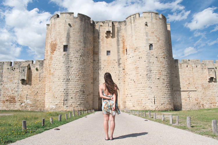 aigues mortes stadsmuur Tours et Remparts-3