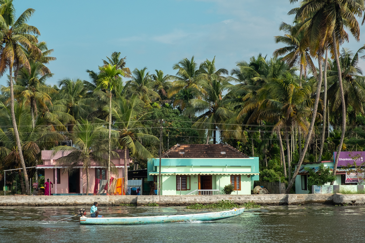 alleppey rondreis zuid india