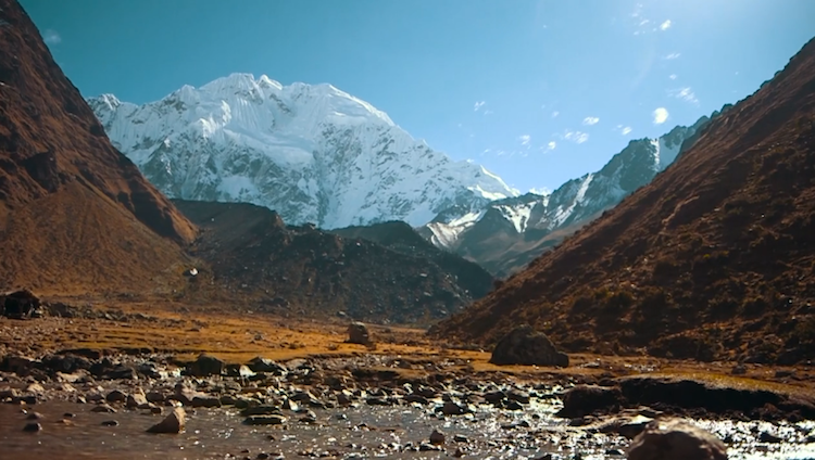 alternatieve Inca Trail Salkantay trail