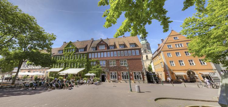 altstadt hannover virtuele citytrip