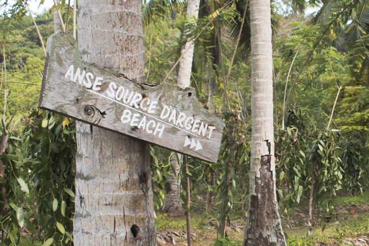anse source d'argent bordje seychellen