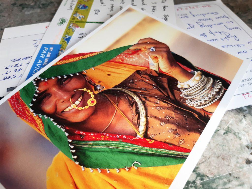 ansichtkaarten voor postcrossing