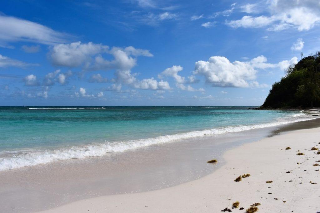 antigua barbuda stranden