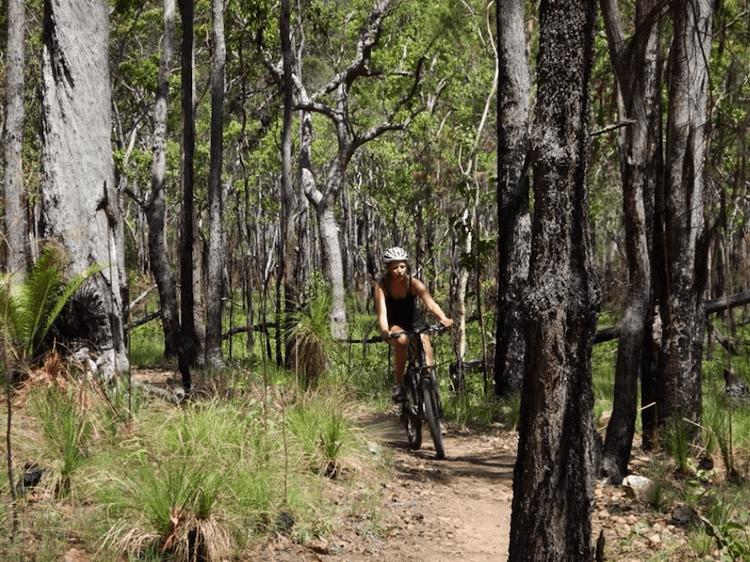 australie mountainbiken tips
