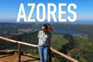 azores islands video