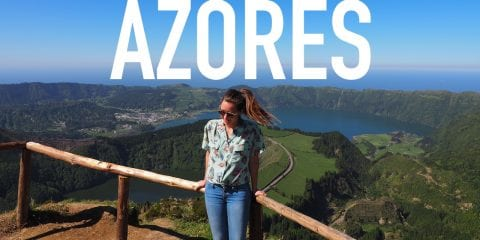 azores islands video