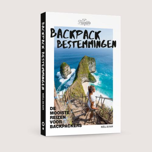 backpack bestemmingen paperback