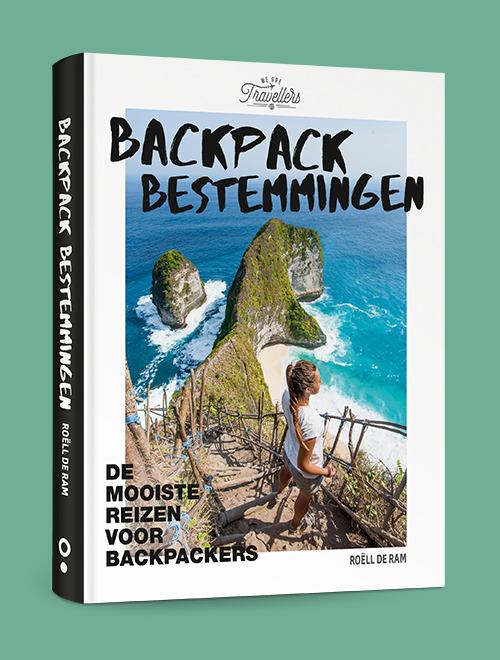 backpack bestemmingen wearetravellers