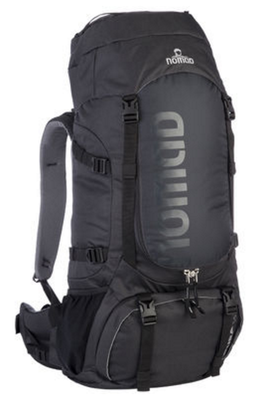 Hoeveel liter backpack nodig