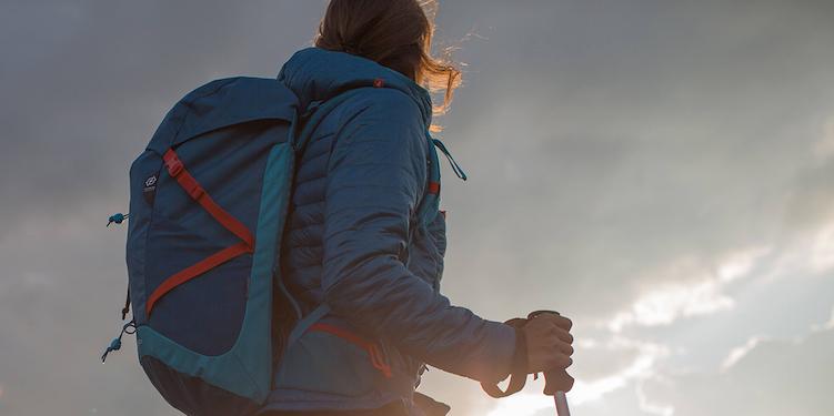 backpack quechua tas