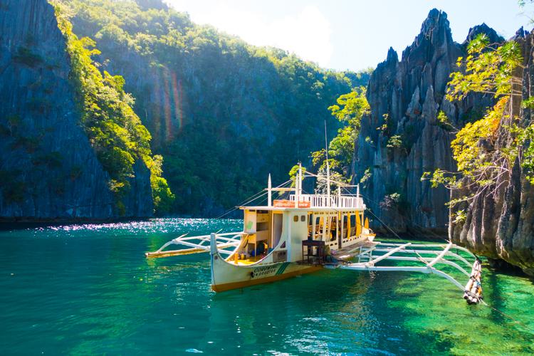 backpack route filipijnen palawan Coron-1-4