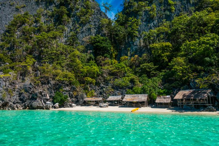 backpack route filipijnen coron