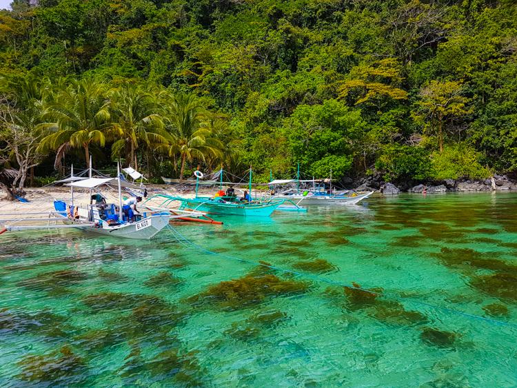backpack route filipijnen palawan El-Nido-eilanden-1