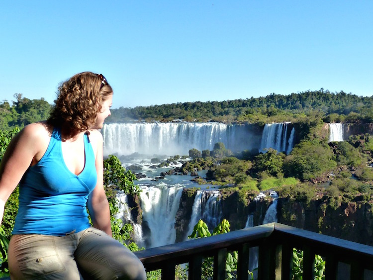 backpacken-brazilie-kosten-waterval-iguacu