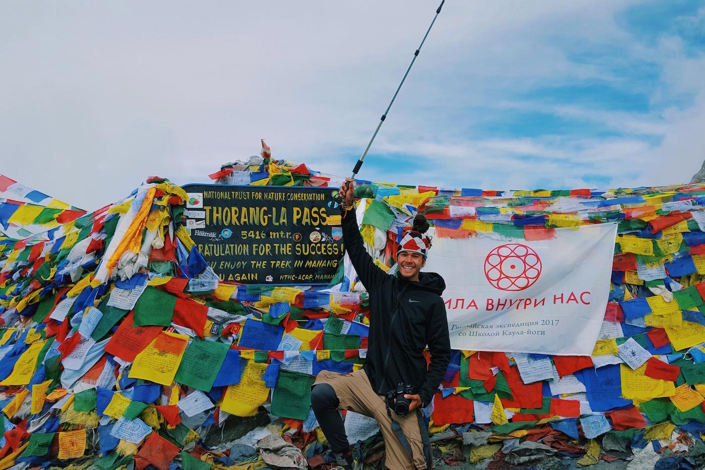 Backpacken in Azie timo onbepaalde tijd nepal