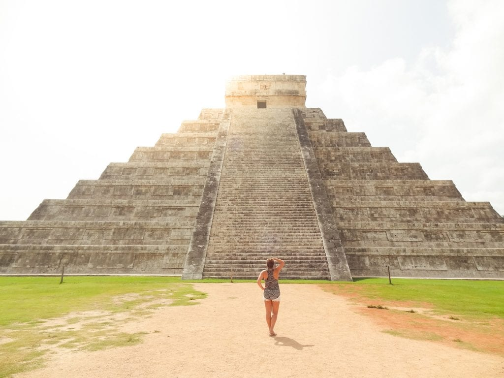 backpacken-mexico-chitzen-itza