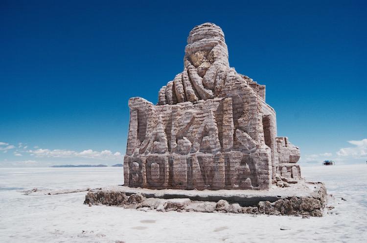 backpacken peru bolivia chili zoutvlakte vlakte