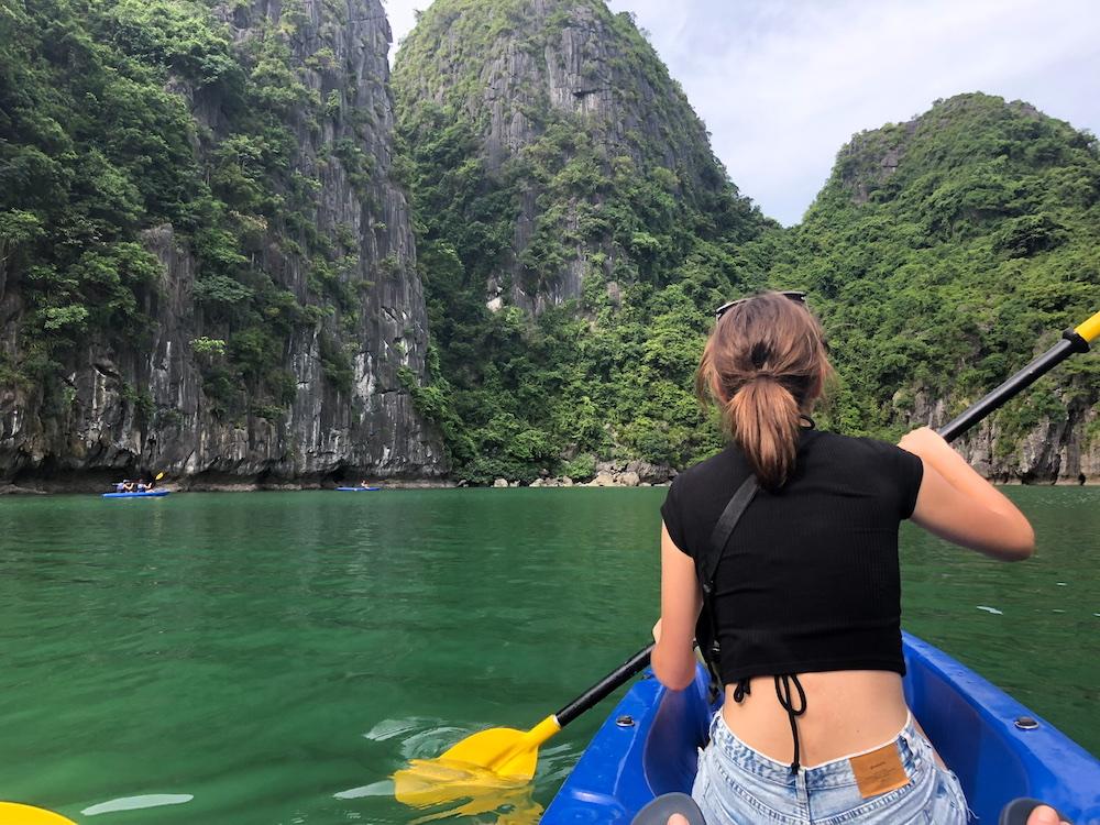 backpacken vietnam 3 weken route