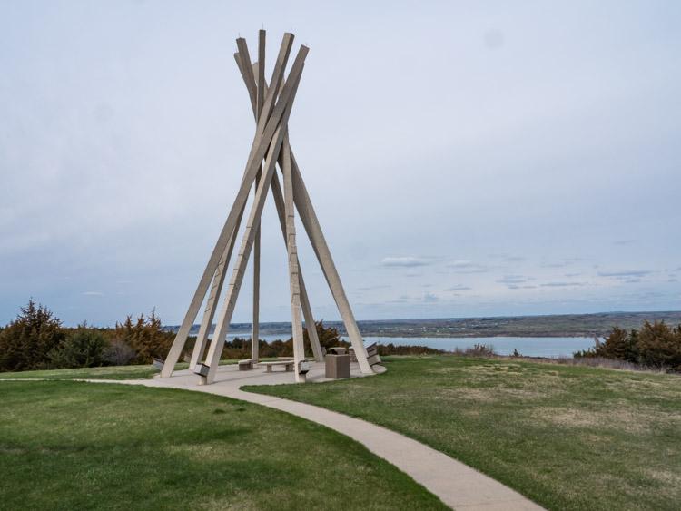Badlands np Akta Lakota Museum