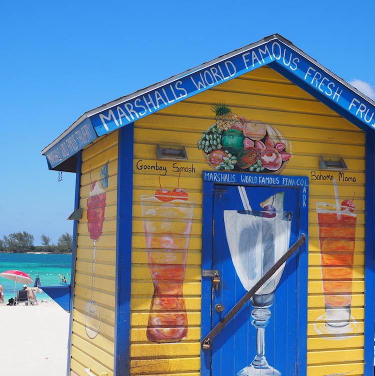 bahamas rum bar
