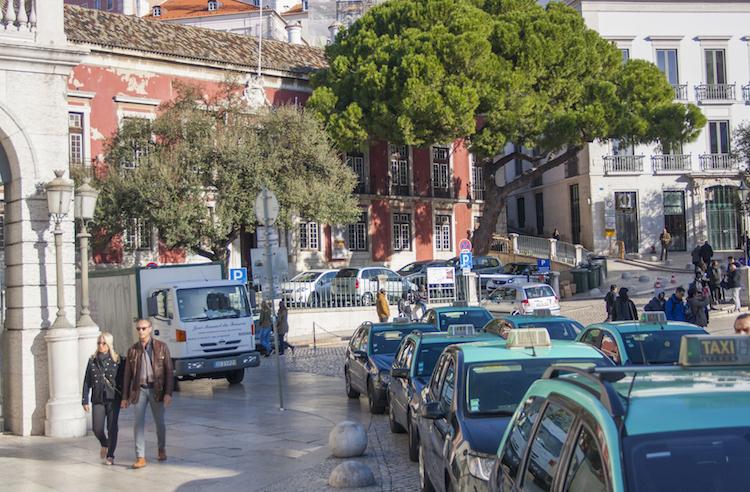 baixa leukste wijk lissabon