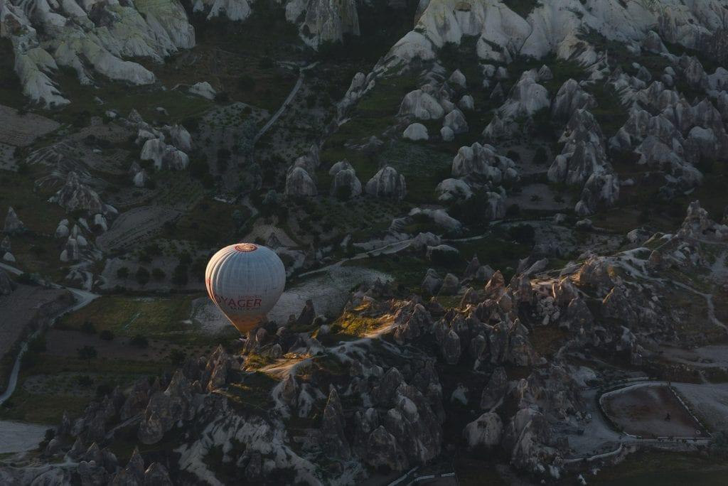 ballonvaart cappadocie