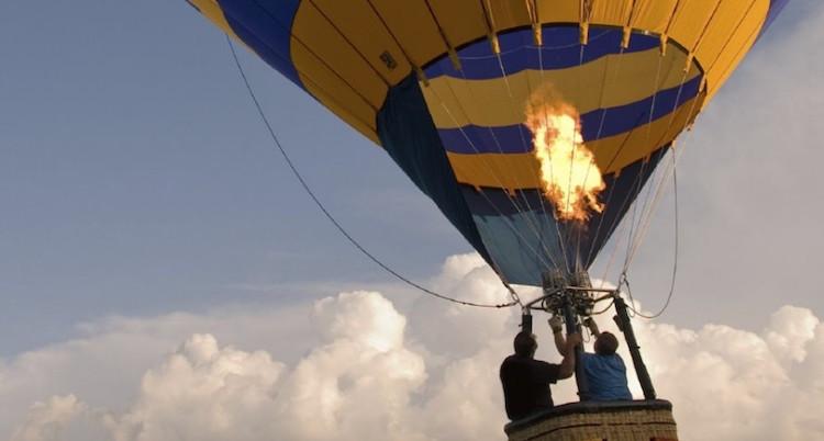 ballonvaart nederland uitje