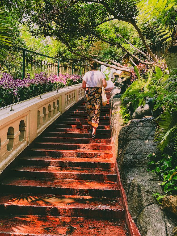 bangkok bezienswaardigheden golden mountain